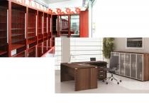Офисная мебель и торговое оборудование нашего производства