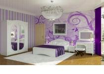 Спальня Ассоль Санти