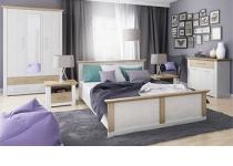 Спальня АРСАЛ сосна норвежская/дуб каменный