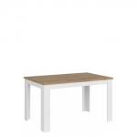 VIGO Стол раскладной 135-184 Белый глянец