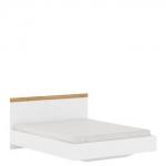VIGO Кровать 160 Белый глянец БЕЗ МАТРАЦА