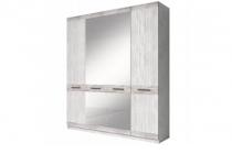 Шкаф 4-х дв. спальня PROVENCE (ПРОВАНС), мебель HELVETIA