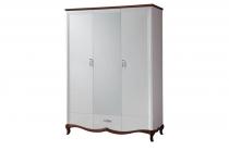 Шкаф MI-3DL с зеркалом MILANO (МИЛАНО), мебель фабрики TARANKO