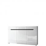 Комод 3D3S спальня HEKTOR (ГЕКТОР) белая, мебель HELVETIA