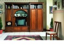 Стенка BELUSCO, мебель из дерева фабрики ТАРАНКО