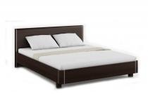 Кровать 140 без матраца VOLTERA (ВОЛЬТЕРА), мебель HELVETIA