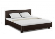 Кровать 160 без матраца VOLTERA (ВОЛЬТЕРА), мебель HELVETIA