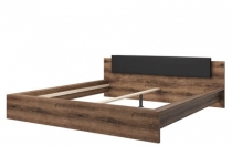 Кровать 180 INDIRA HELVETIA (ИНДИРА ХЕЛЬВЕТИЯ) без матраца