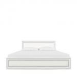 Кровать 160 TIFFANY MEBELBOS, вудлайн крем, без матраца