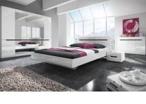 Спальня HEKTOR (ГЕКТОР) белая, мебель HELVETIA (ХЕЛЬВЕТИЯ)