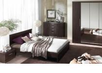 Спальня MESTRE (МЕСТРЕ), мебель HELVETIA (ХЕЛЬВЕТИЯ) в интерьере