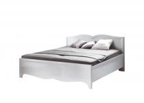 Кровать MI-2 160, без матраца MILANO, мебель ТАРАНКО