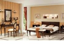 Пример спальни WERSAL (ВЕРСАЛЬ) в интерьере, мебель ТАРАНКО