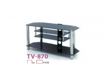 Подставка под телевизор TV-870 СИГНАЛ с калённым стеклом 193