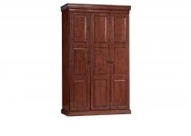 Шкаф деревянный B3D,цвет ЧЕРЕШНЯ АНТИЧНАЯ, деревянный, ТМ SIGNAL