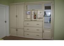 Комплект мебели для жилой комнаты 1 из натурального дерева