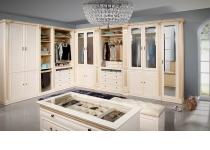 Примеры системы VERONA (гардероб) в интерьере, мебель TARANKO