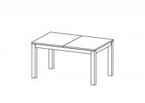 Стол обеденный PO-S1, раскладной мебель TARANKO