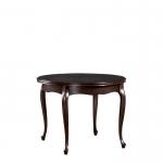 Стол обеденный ZB-8, круглий, раскладной, мебель TARANKO