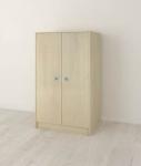 Шкаф платяной с полками 80, детская мебель АРТУР