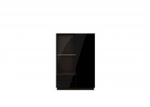 Витрина с ящиками и дверцей TOGO(ТОГО) 44 с подсветкой, HELVETIA
