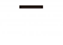Полка навесная TOGO (ТОГО) 01 с подсветкой, мебель HELVETIA