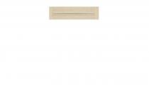 Полка навесная NEMEZIS (НЕМЕЗИС) с подсветкой, мебель HELVETIA