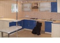 Кухня на заказ 3 нашего производства с фасадами постформинг