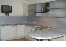 Кухня на заказ 4 нашего производства с фасадами постформинг