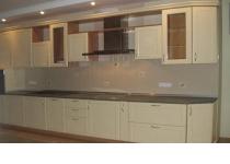 Кухня на заказ 3 нашего производства с пленочными фасадами