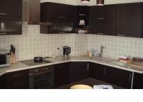 Кухня на заказ 5 нашего производства с пленочными фасадами