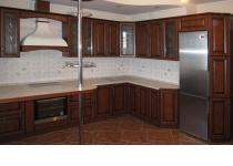 Кухня на заказ 10 нашего производства с пленочными фасадами