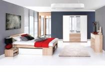 Пример спальни РИКО в интерьере