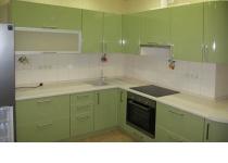 Кухня на заказ 8 нашего производства с фасадами постформинг