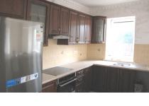 Кухня на заказ 14 нашего производства с пленочными фасадами