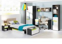 Пример мебель в детскую комнату АЛЕКС в интерьере