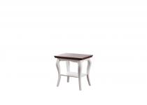 Столик прикроватный MI-2SN MILANO (МИЛАНО), мебель ТАРАНКО
