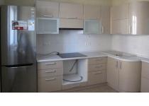 Кухня на заказ 12 нашего производства с фасадами постформинг