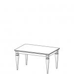 Стол журнальный TO-S2 TORINO (ТОРИНО), мебель TARANKO (ТАРАНКО)
