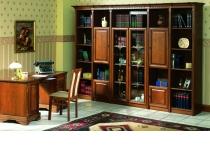Библиотека BELUSCO, мебель из дерева фабрики ТАРАНКО
