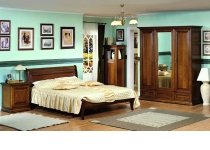 Спальня РАВЕНО, мебель фабрики ТАРАНКО