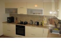 Кухня на заказ 13 нашего производства с фасадами постформинг