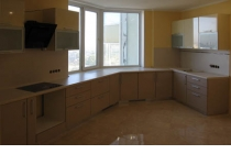 Кухня на заказ 15 нашего производства с фасадами постформинг