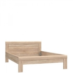 Кровать двуспальная 160 СОЛО (SOLO) без матраца