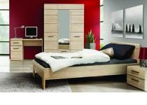 Пример спальни СОЛО (SOLO) в интерьере