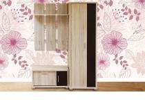 """Примеры наборной мебели для прихожей """"ЛОРА"""" в интерьере"""