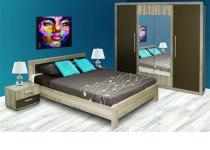 Пример спальни ДЖУЛЬЕТТА в интерьере
