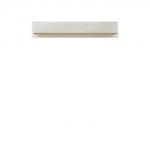 Полка навесная АРСАЛ POL 100 сосна норвежская/дуб каменный
