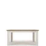 Стол обеденный АРСАЛ STOL 160/210 сосна норвежская/дуб каменный