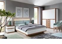 Примеры спальни COMO (КОМО) в интерьере, мебель ТАРАНКО